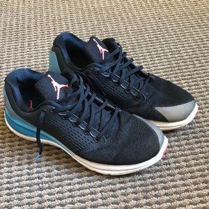 Jordan's. Men's size 9.